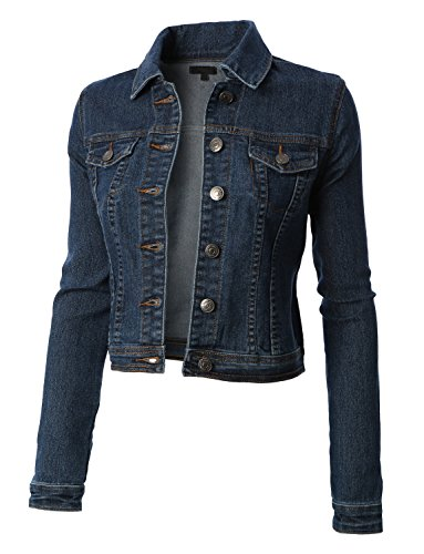 Shop for womens cropped denim jacket online at Target. Free shipping on purchases over $35 and save 5% every day with your Target REDcard.